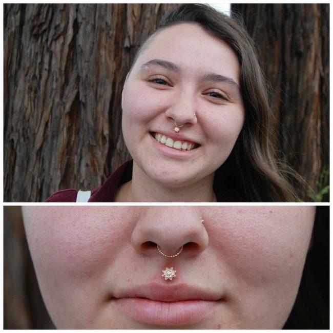 Nose Piercing 56
