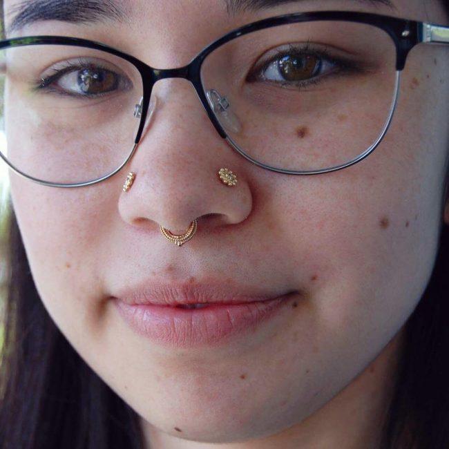 Nose Piercing 59