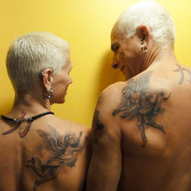 Old People with Tattoos 28