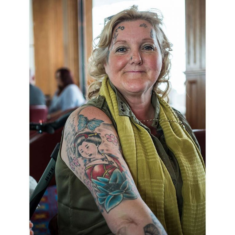 Old People with Tattoos 8