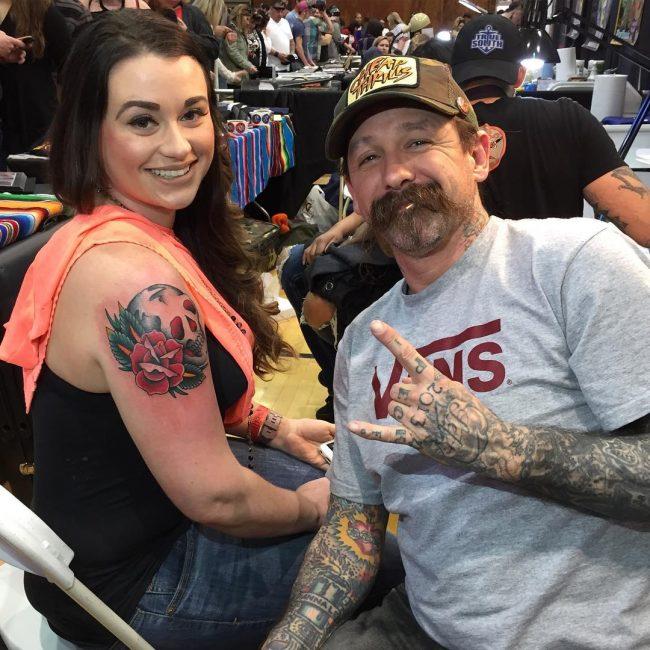 Oliver Peck Tattoo 20
