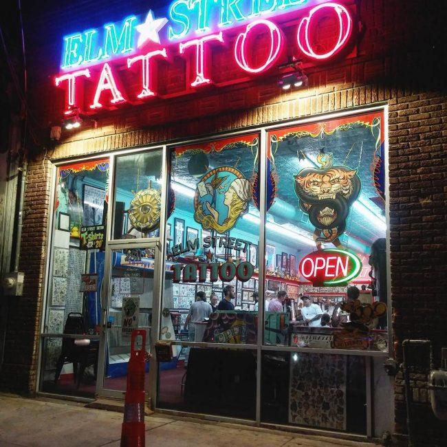 Oliver Peck Tattoo 27