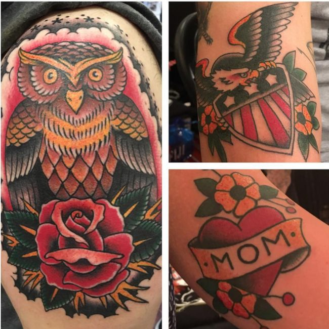 Oliver Peck Tattoo 34