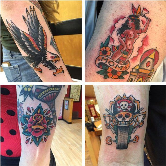 Oliver Peck Tattoo 36