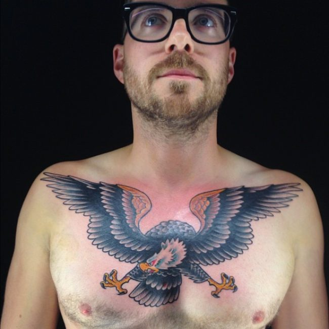 Oliver Peck Tattoo 39