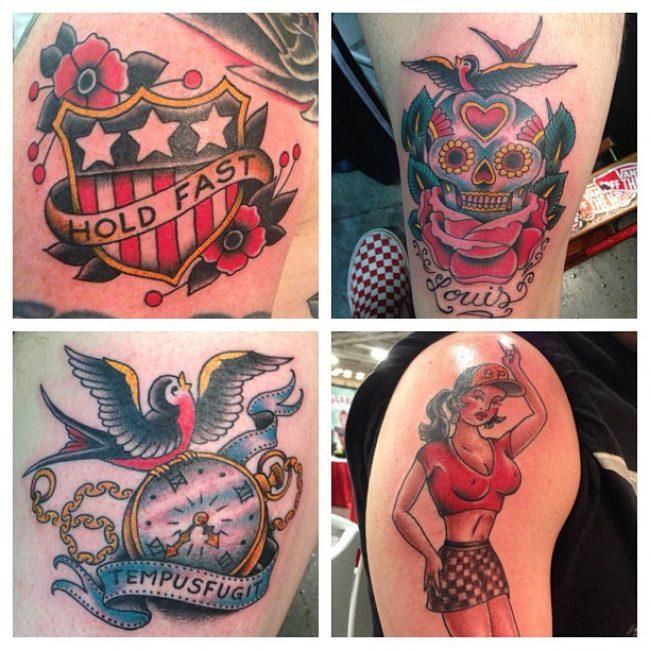 Oliver Peck Tattoo 40
