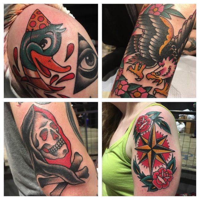 Oliver Peck Tattoo 5