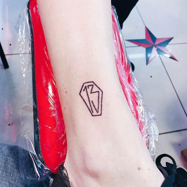 Oliver Peck Tattoo 7