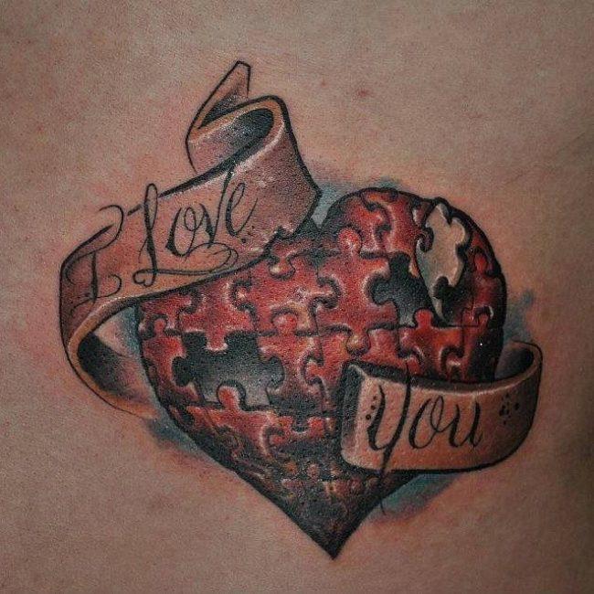 Script Tattoo 7