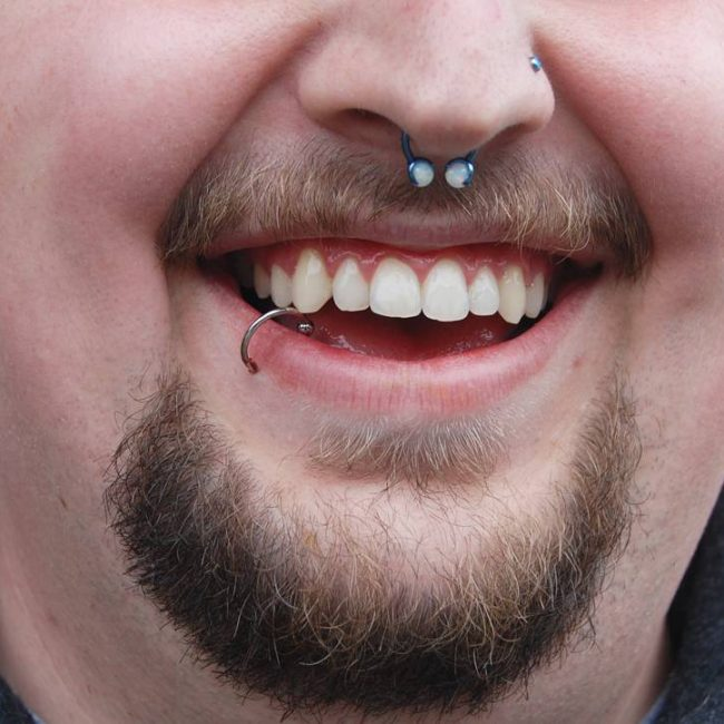 Septum Piercing 13
