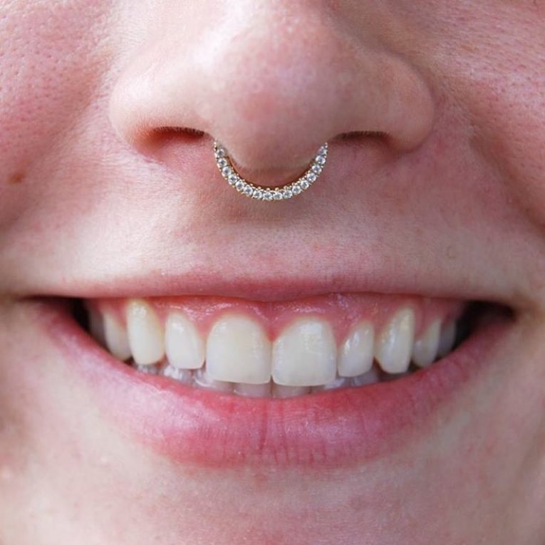 Septum Piercing 16
