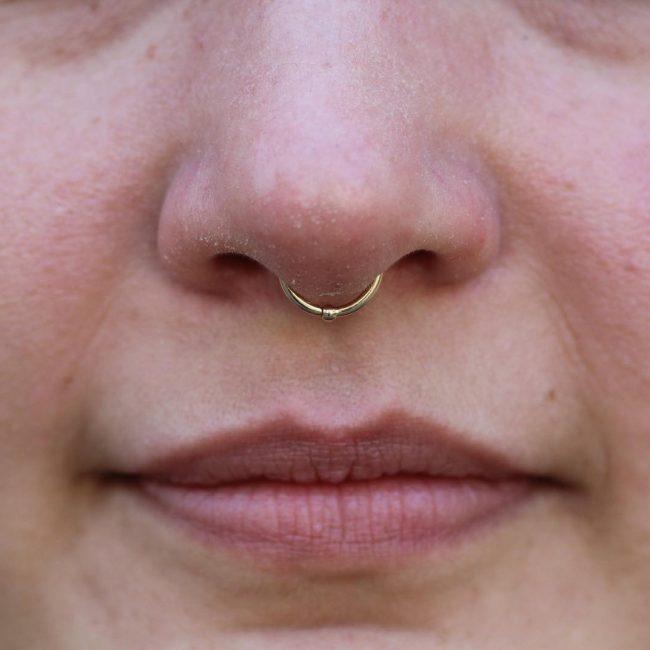 Septum Piercing 58