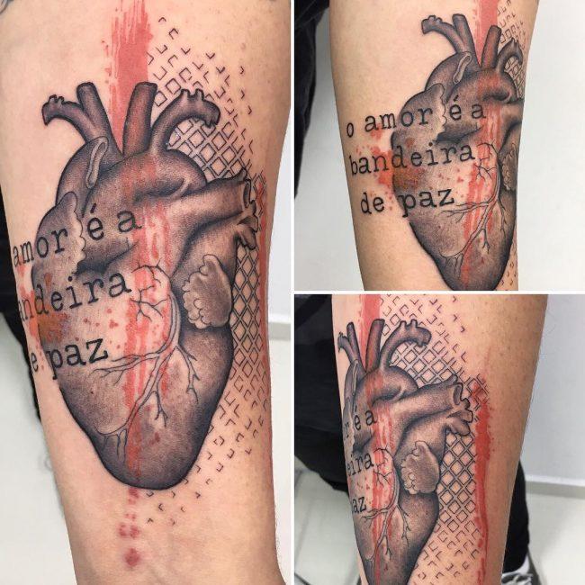 Trash Polka Tattoo 40