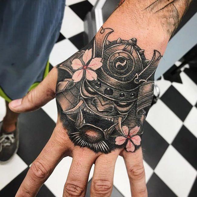 Warrior Tattoo 109