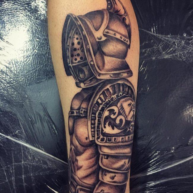 Warrior Tattoo 16