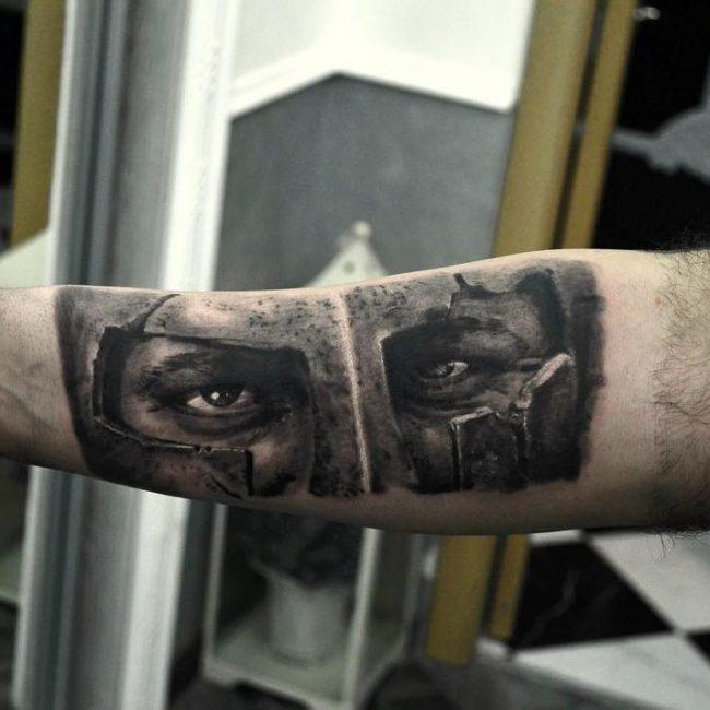 Warrior Tattoo 27