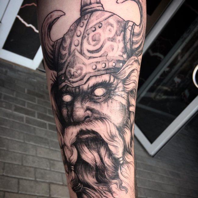 Warrior Tattoo 29