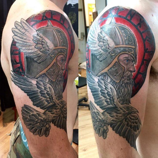 Warrior Tattoo 42