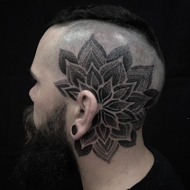 Warrior Tattoo 6