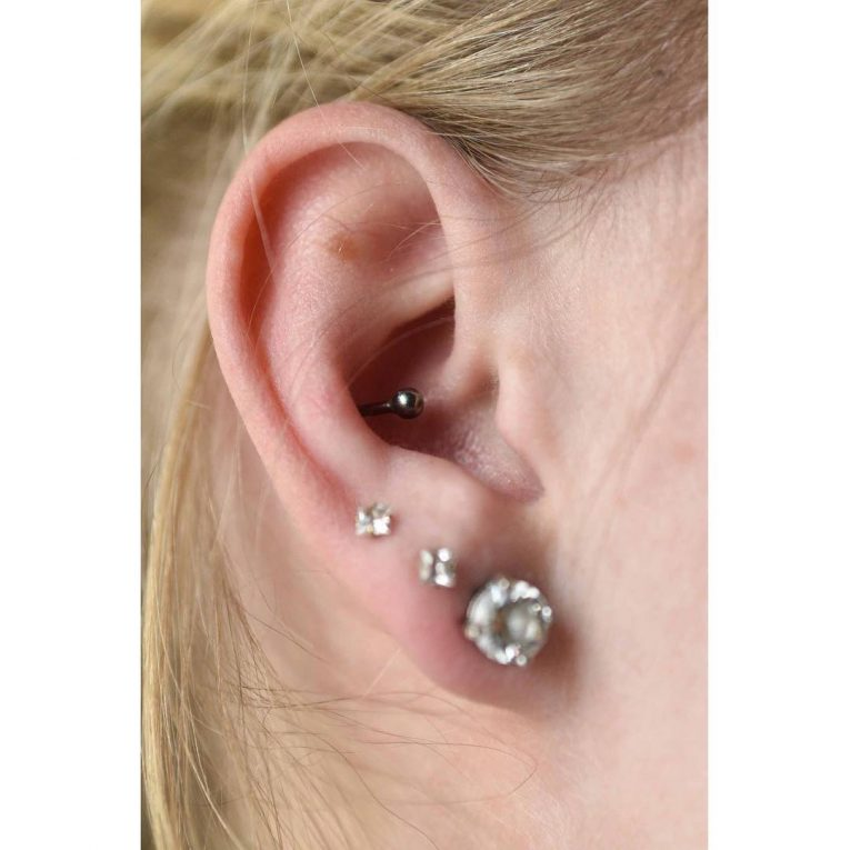 Conch Piercing 3