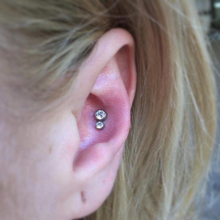 Conch Piercing 39