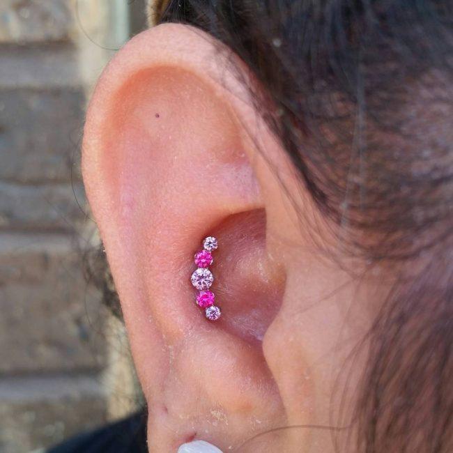 Conch Piercing 41