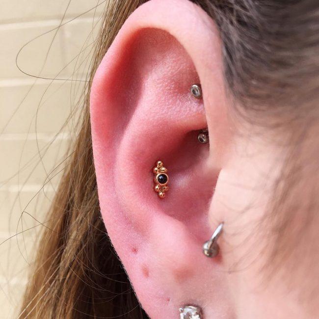 Conch Piercing 53