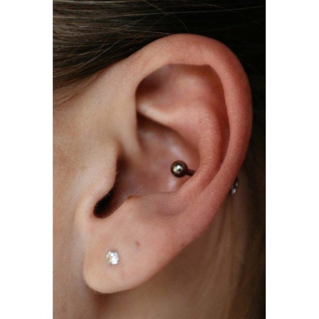 Conch Piercing 9