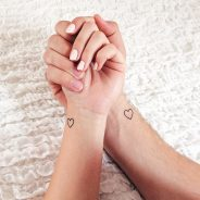 His and Hers Tattoos 114