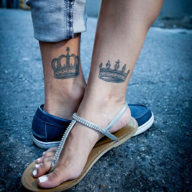 His and Hers Tattoos 116