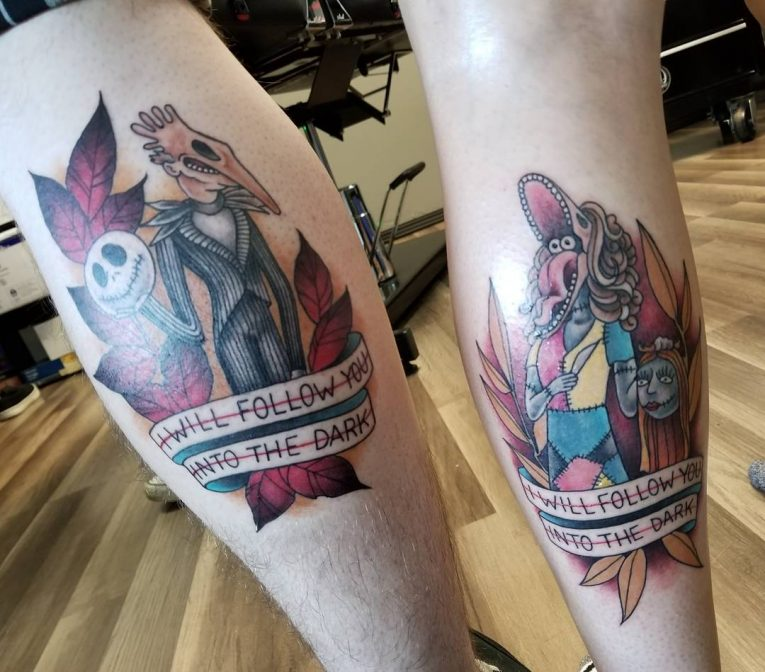 His and Hers Tattoos 52