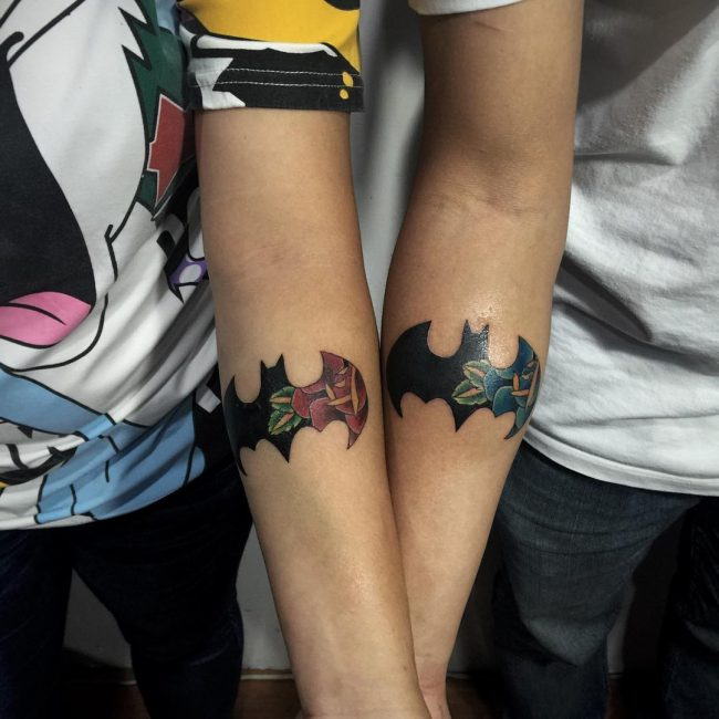 His and Hers Tattoos 55