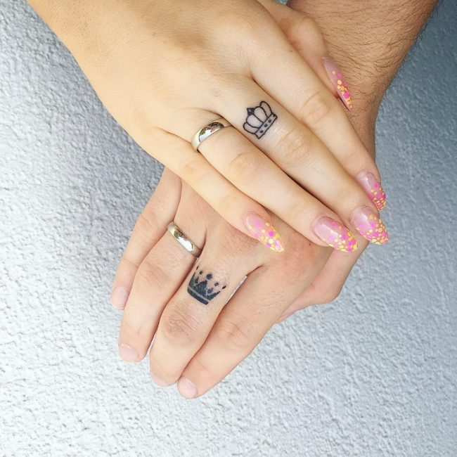 His and Hers Tattoos 98