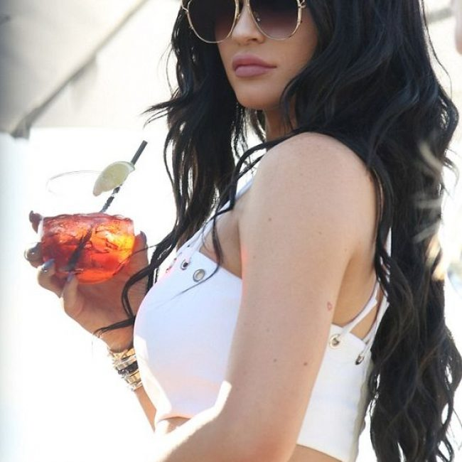 Kylie Jenner's Tattoos 7