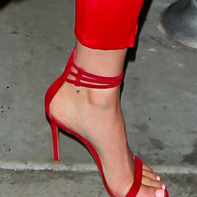 Kylie Jenner's Tattoos 9