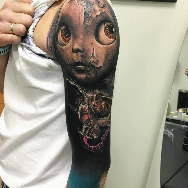 Realistic Tattoos 103