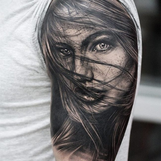 Realistic Tattoos 104
