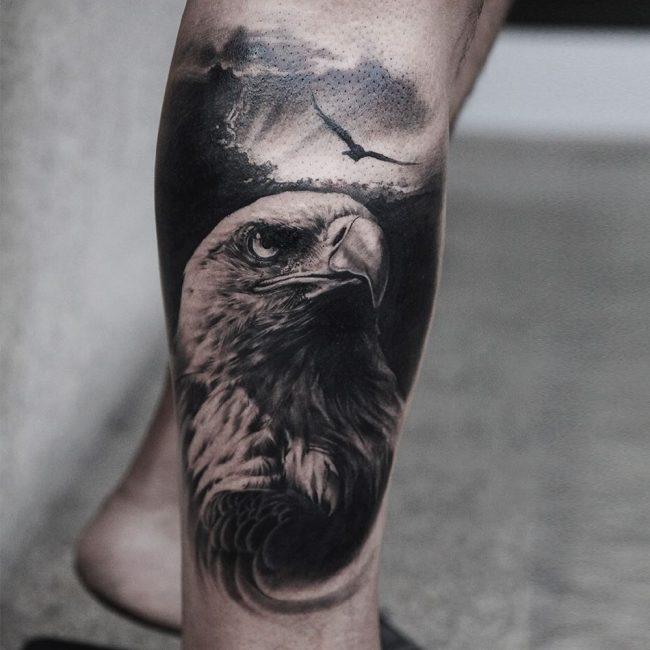 Realistic Tattoos 105