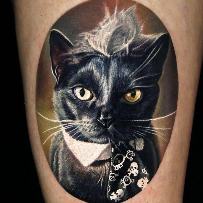 Realistic Tattoos 107
