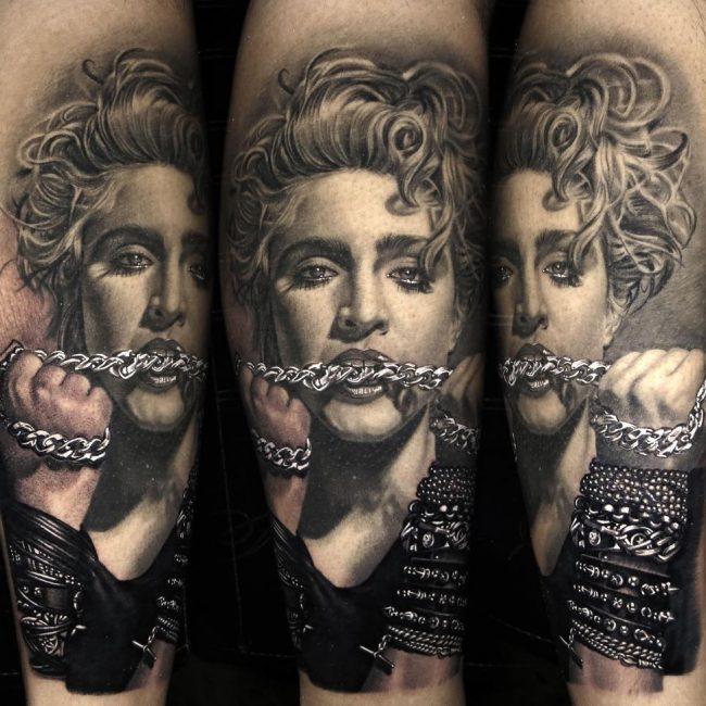 Realistic Tattoos 108