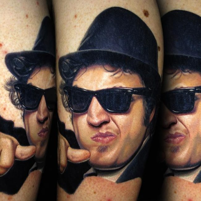 Realistic Tattoos 110