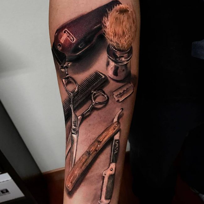 Realistic Tattoos 111