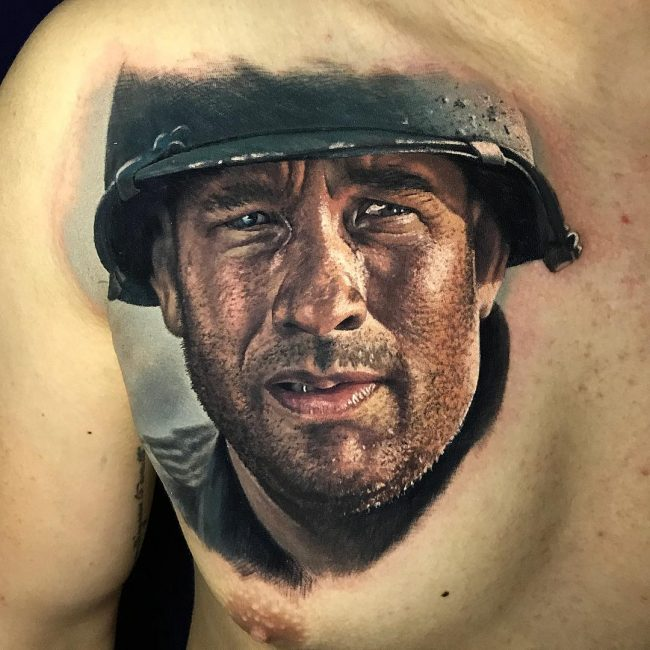 Realistic Tattoos 112