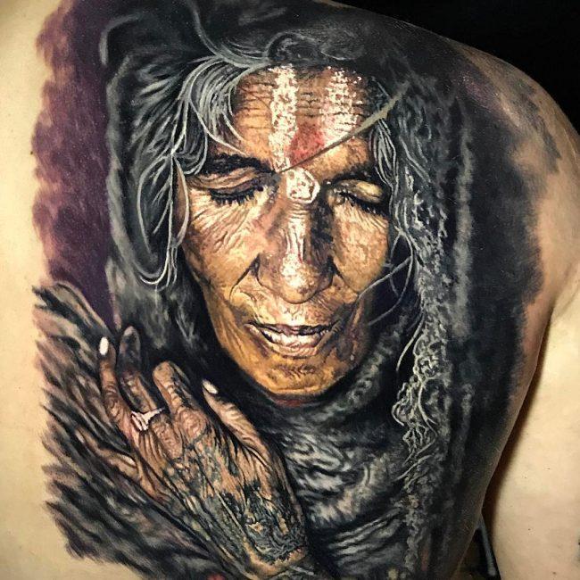 Realistic Tattoos 115