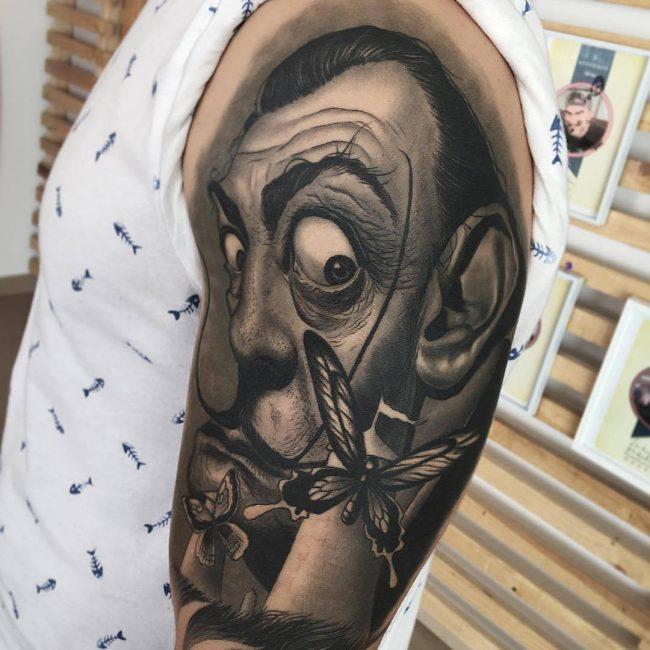 Realistic Tattoos 117