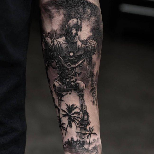 Realistic Tattoos 119