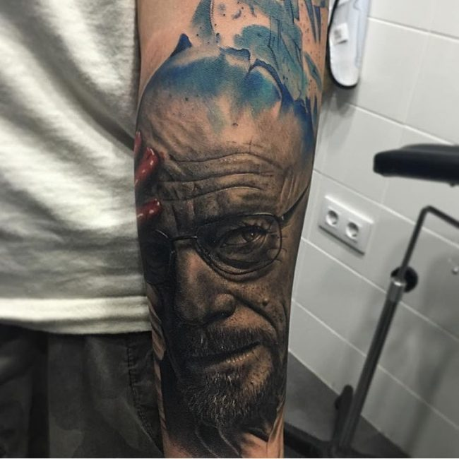 Realistic Tattoos 14