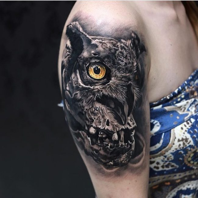 Realistic Tattoos 16