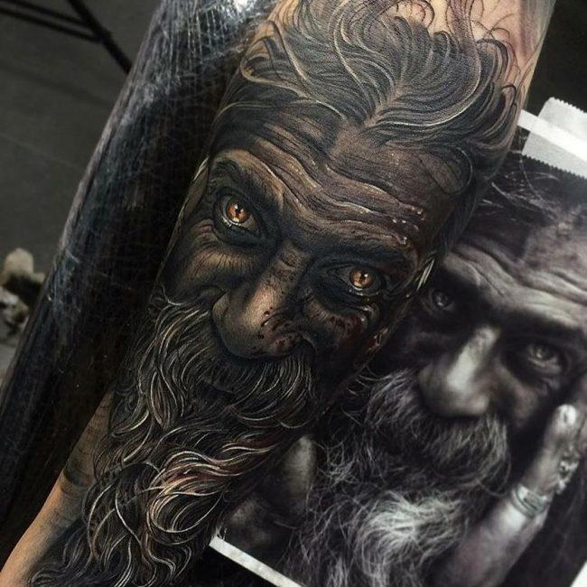 Realistic Tattoos 17