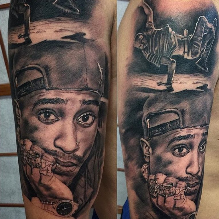 Realistic Tattoos 18